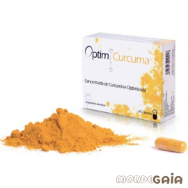 Laboratoire OPTIM CURCUMA 45 cap